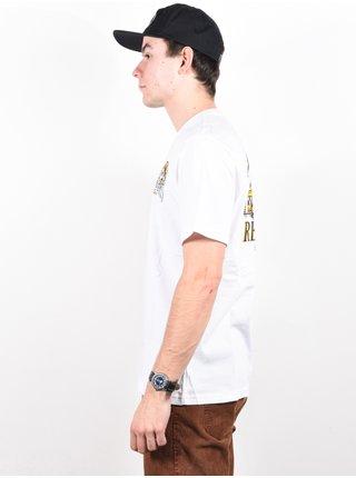 Element TAXI DRIVER OPTIC WHITE pánské triko s krátkým rukávem - bílá