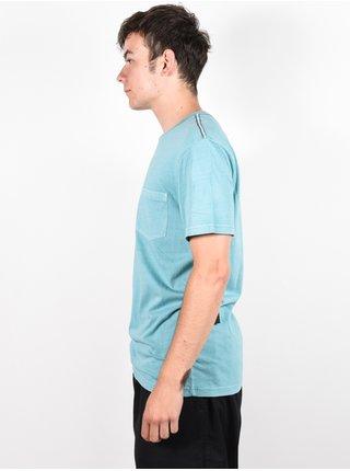 RVCA PTC 2 PIGMENT BERMUDA BLUE pánské triko s krátkým rukávem - modrá
