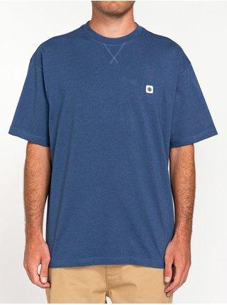 Element FORCES FADED DENIM pánské triko s krátkým rukávem - modrá