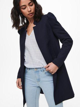 Tmavomodrý ľahký kabát ONLY