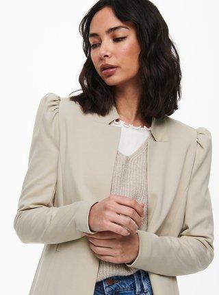 Béžový lehký kabát ONLY