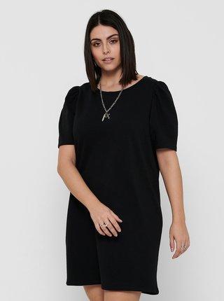 Černé šaty ONLY CARMAKOMA Dina