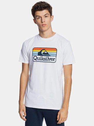 Bílé tričko Quiksilver Quiksilver