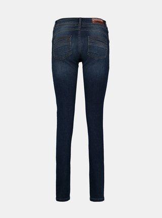 Tmavě modré skinny fit džíny Zabaione