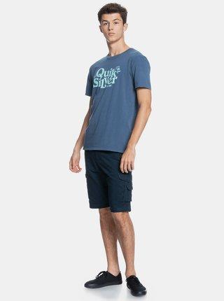 Modré tričko Quiksilver Quiksilver
