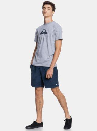 Šedé tričko Quiksilver Quiksilver