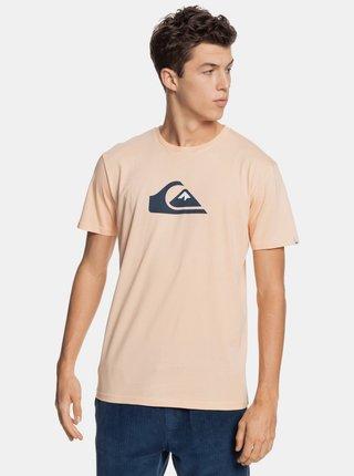 Oranžové tričko Quiksilver Quiksilver
