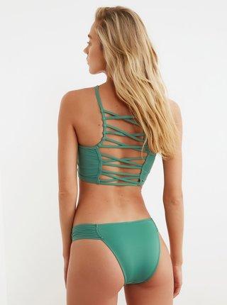 Zelený spodní díl plavek Trendyol