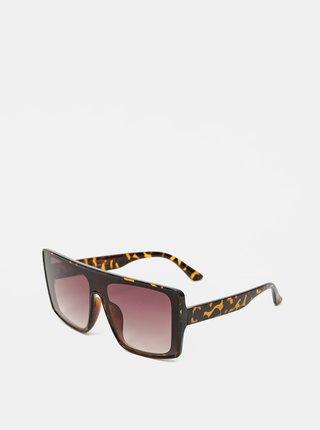 Ichi karamelové slnečné okuliare Iacilily