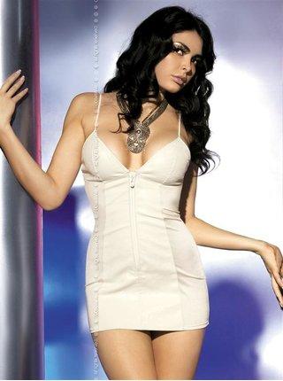 Košilka Ivory dress - Obssesive originál