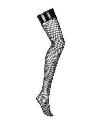 Neuvěřitelné punčochy Darkie stocking - Obsessive černá