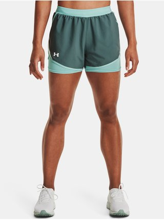 Kraťasy Under Armour UA Fly By 2.0 2N1 Short-BLU