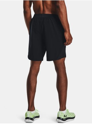 Kraťasy Under Armour UA Launch SW 7'' 2N1 Short-BLK