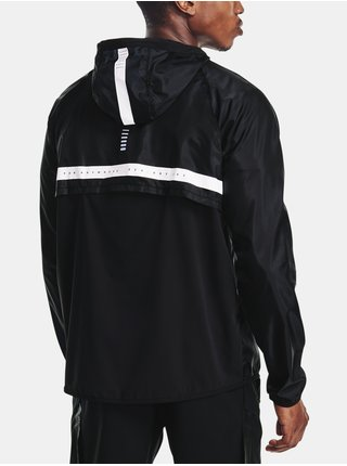 Bunda Under Armour UA Run Anywhere Anorak-BLK