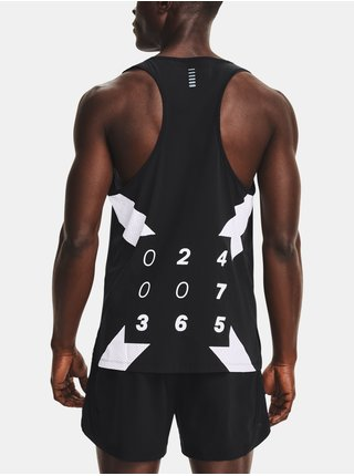 Tílko Under Armour UA Run Anywhere Singlet-BLK