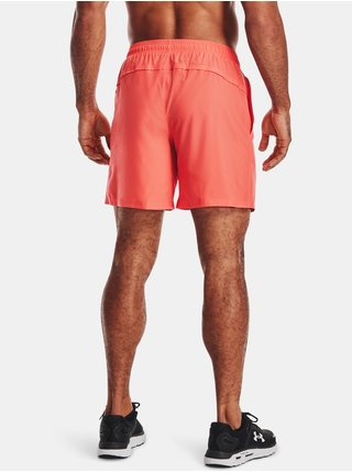 Kraťasy Under Armour UA SPEED STRIDE 7''RUN SHORT-RED
