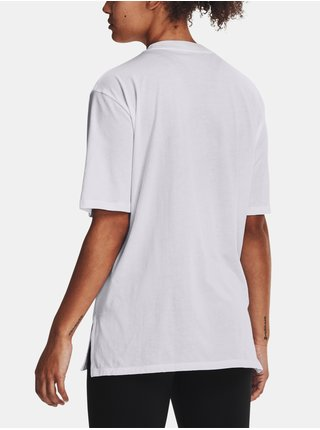 Tričko Under Armour Oversized Graphic SS-WHT