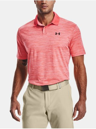 Tričko Under Armour Performance Polo 2.0 - červená