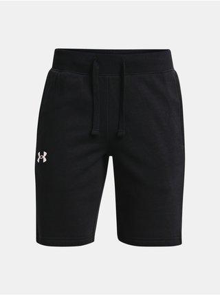 Kraťasy Under Armour UA Rival Cotton Shorts - černá
