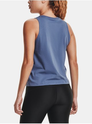 Tílko Under Armour Live UA Repeat Muscle Tank - modrá