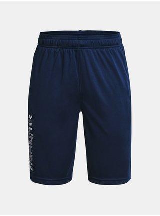 Kraťasy Under Armour UA Prototype 2.0 Wdmk Shorts - tmavě modrá