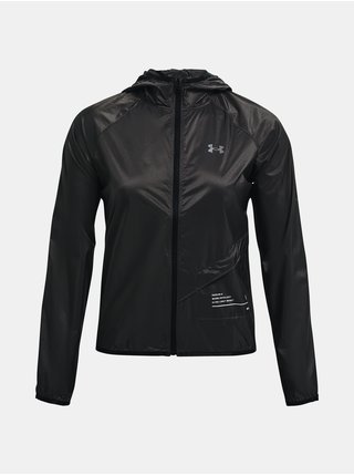 Bunda Under Armour Qualifier Packable Jacket - šedá