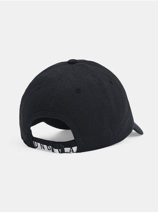 Kšiltovka Under Armour Cotton Golf Cap - černá