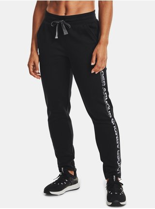 Kalhoty Under Armour Rival Fleece Grdient Pant - černá
