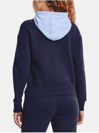 Kalhoty Under Armour Rival Fleece Grdient Pant - tmavě modrá