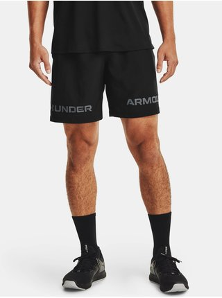Kraťasy Under Armour UA Woven Graphic WM Short - černá