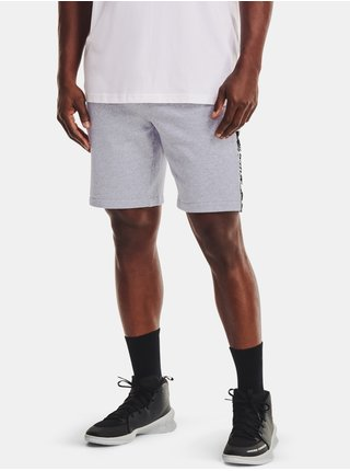 Kraťasy Under Armour UA PERIMETER FLEECE SHORT - šedá