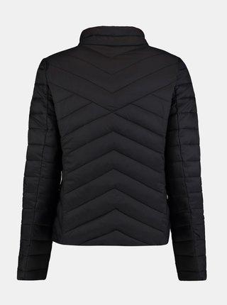 Černá prošívaná bunda Zabaione