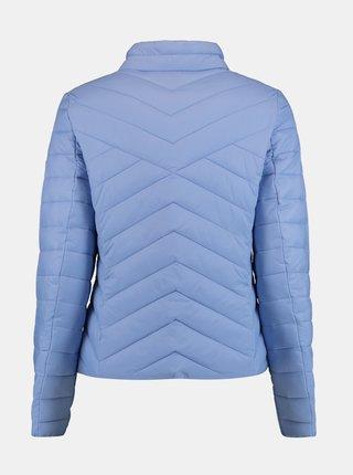 Modrá prošívaná bunda Zabaione