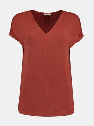 Cihlové tričko Zabaione