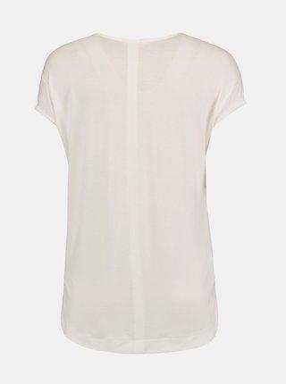 Bílé tričko Zabaione