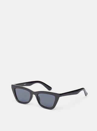 Černé sluneční brýle .OBJECT Emilie