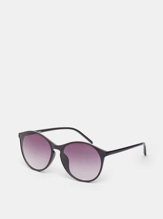 Černé sluneční brýle .OBJECT Emma
