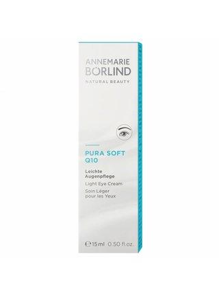 Annemarie Börlind Oční krém na vrásky Pura Soft Q10 15 ml