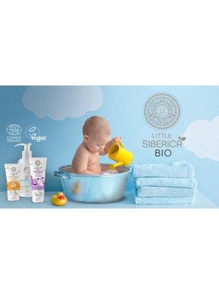 Natura Siberica Little Siberica Bylinná dětská koupel Sladké sny 250 ml