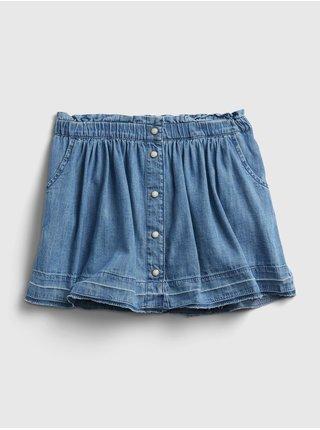 Detská sukňa denim skirt Modrá
