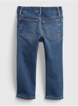Modré klučičí dětské džíny gl slim taper - med wash