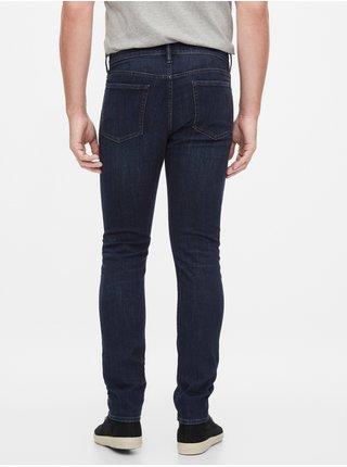Modré pánské džíny v-slim taper soft winter park