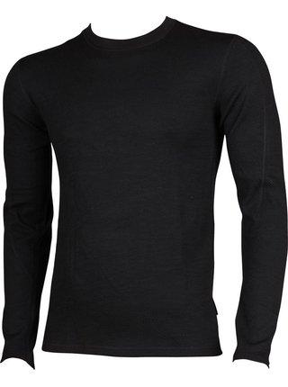 Pánské termo tričko VoXX merino černé