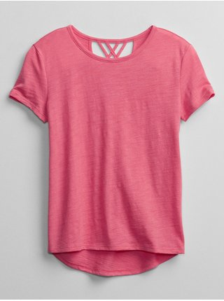 Detské tričko short sleeve shirt Ružová