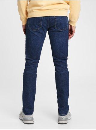 Modré pánské džíny skinny lightwe
