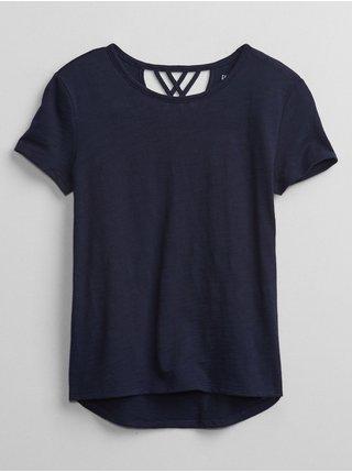 Detské tričko short sleeve shirt Modrá