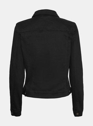 Čierna rifľová bunda VERO MODA