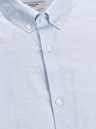 Svetlomodrá košeľa Jack & Jones