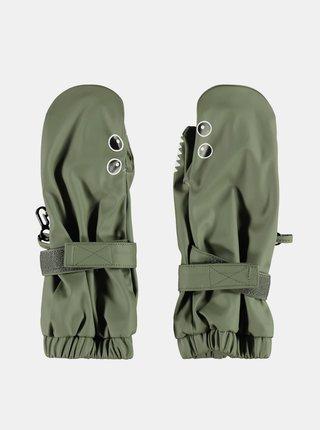 Zelené dětské rukavice name it