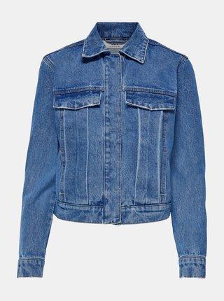 Modrá džínová bunda Jacqueline de Yong Tally